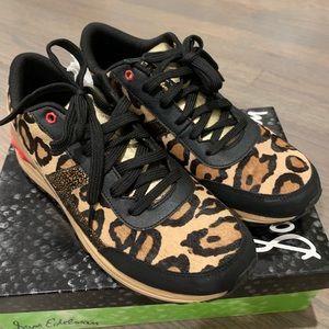 Sam Edelman Dax leopard sneakers